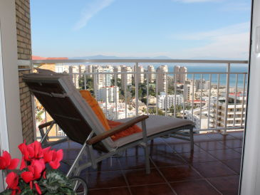 Ferienwohnung Las Conchas mit Panorama-Meerblick