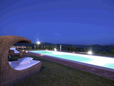 Villa in Certaldo (18+2 Betten)