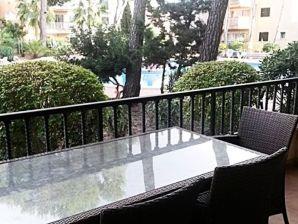 Ferienwohnung mit Pool, 5 Fußminuten Cala Guya 052