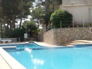 Ferienwohnung Port de Pollenca mit Pool