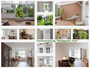 Ferienwohnung Stadtgarten Trier