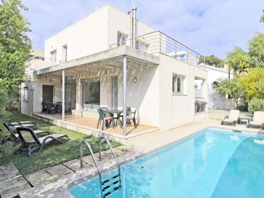 Villa L' Esca mit Pool in Cala San Vincente