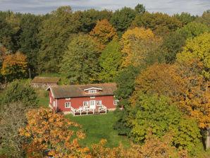 Ferienhaus ländliches, wald- und seenreiches Gebiet
