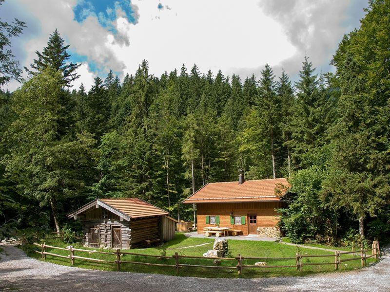 Ferienhaus Almhaus Webermohof