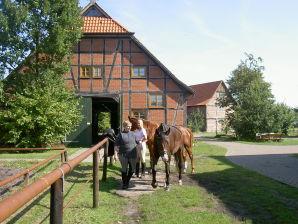 Ferienwohnung auf idyll. Reiterhof
