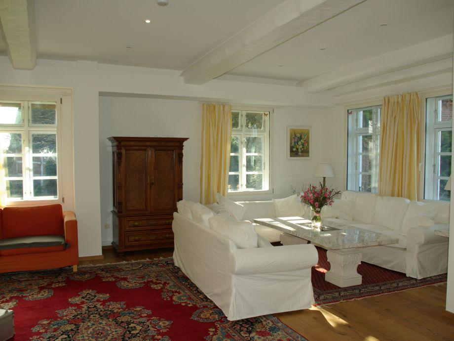 Ferienhaus windm hle niedersachsen altes land stade for 55 qm wohnzimmer