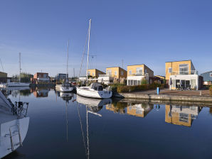 Ferienhaus Marinapark Oude-Tonge - Inselhaus
