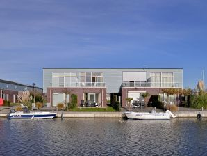 Ferienhaus Marinapark Oude-Tonge - Verbundenes Inselhaus