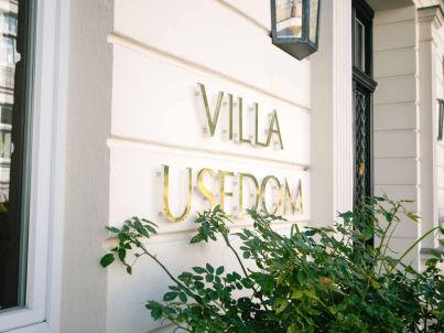 Villa Usedom Ambiente - historische Villa