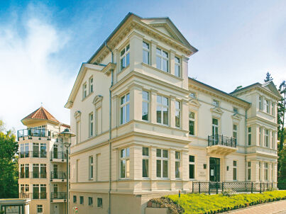 Villa Usedom Komfort - historische Villa