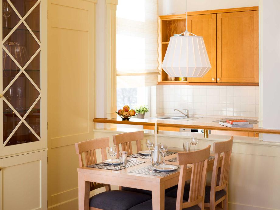 Ausstattung Villa Usedom Komfort - historische Villa