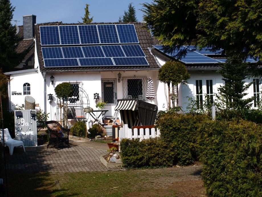 Das komplette Haus mit Garten