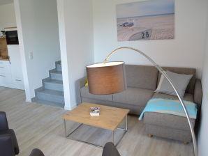 Ferienwohnung Neubau mit Dünenblick
