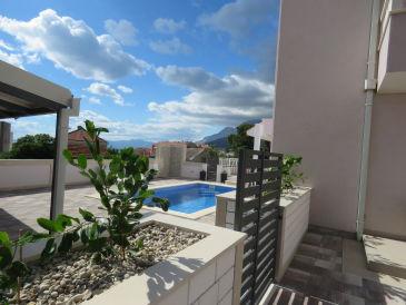 Ferienwohnung Villa Natasha with Pool
