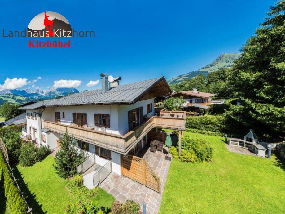 """Apartment """"Landhaus Kitzhorn"""" Kitzbühel Tirol AUSTRIA"""