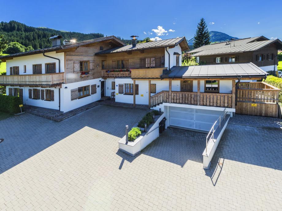 Ferienwohnung Landhaus Kitzhorn - Wilder Kaiser, Kitzbüheler Alpen ...