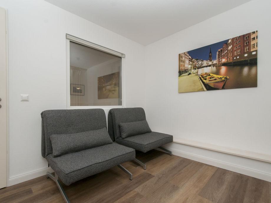 Apartment Tiefgang Hamburg