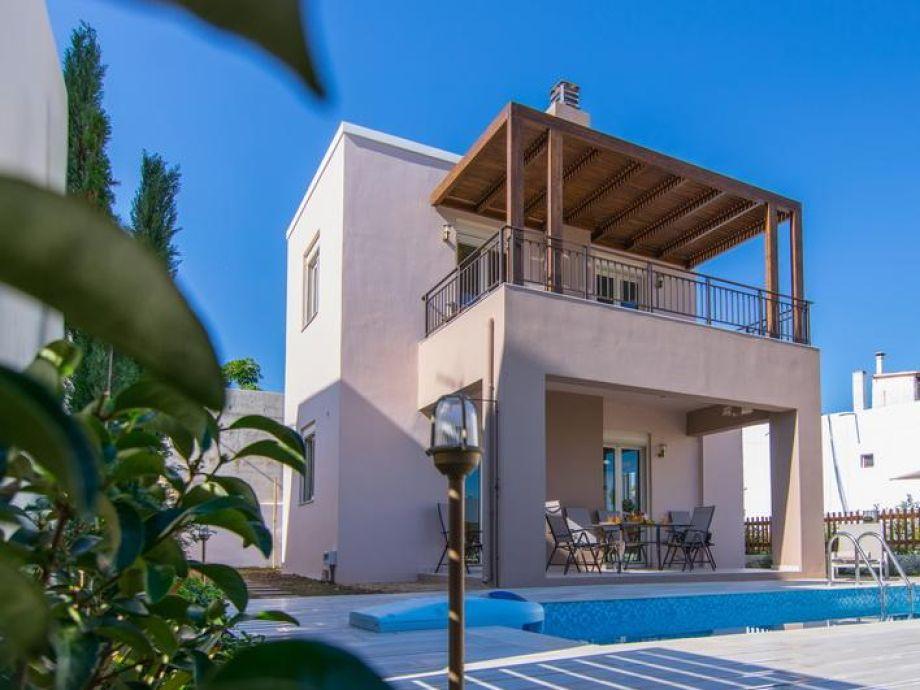 Außenaufnahme Afrodite Villa