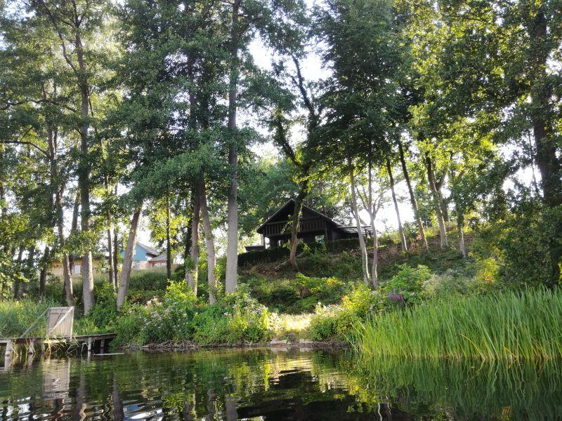 "Ferienhaus Haus am Schaalsee ""Smucke Bude"""