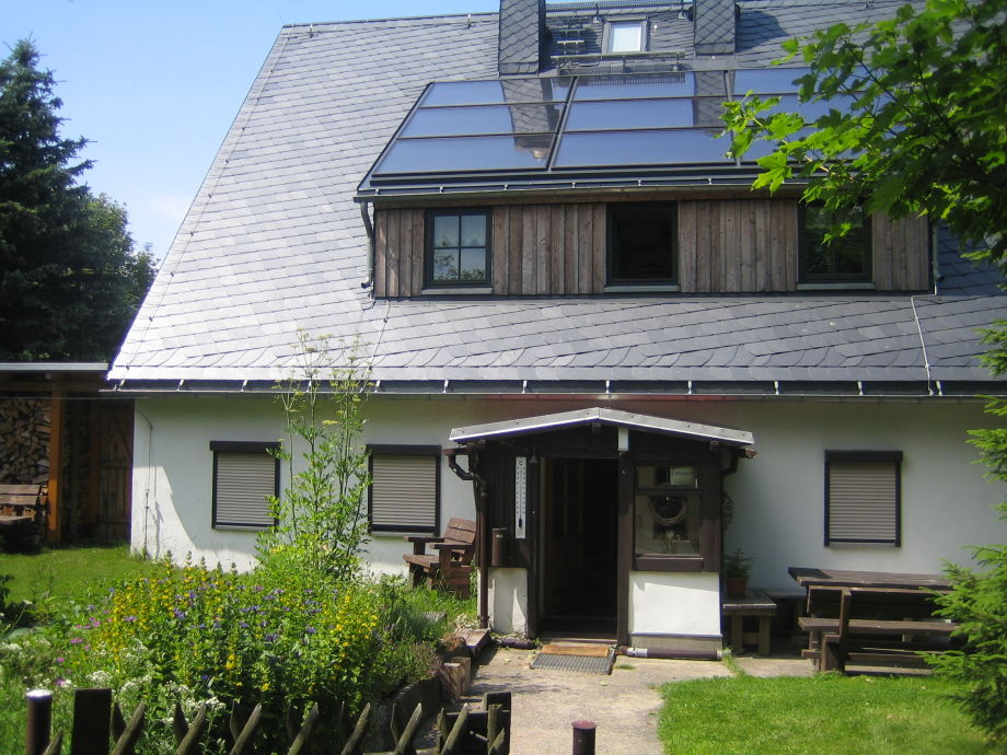 Solarthermieheizung