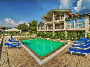 Ferienwohnung Relax in der Villa Camelia