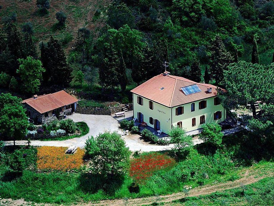 Ferienwohnung CasaVacanze - Mitten in einer grünen Oase