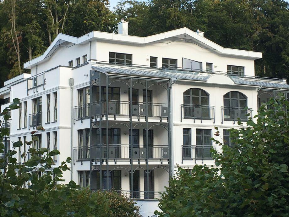 Ferienwohnung villa louisa 57 sellin r gen ostsee for Wilhelmstrasse sellin