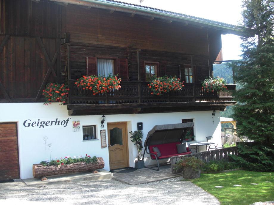 Eingang Geigerhof