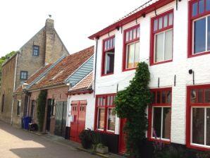 Ferienhaus Groede - ZE553