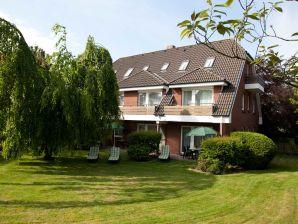Ferienwohnung im Gästehaus Bröcker in Büsum