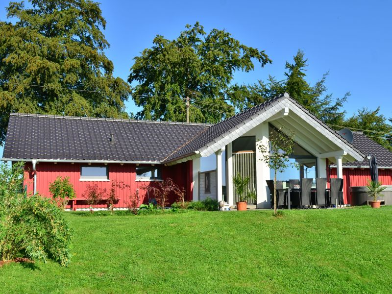 """Holiday house """"Roter Schwede"""""""