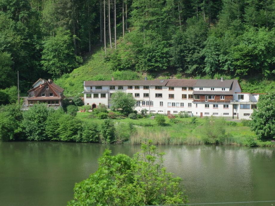 Krösselbach, Keramikwerkstatt & Ferienwohnungen