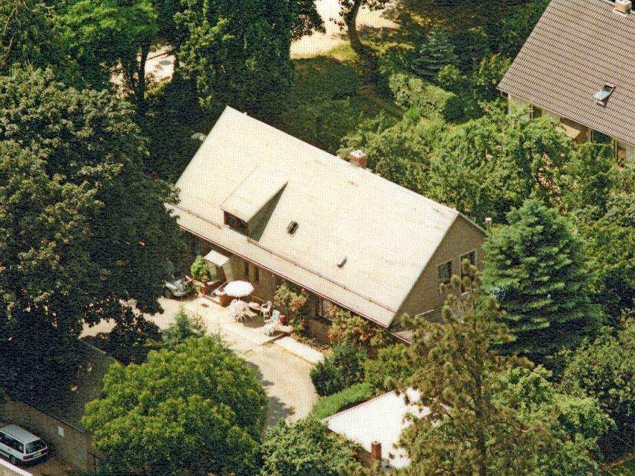 Hausgrundstück aus der Luft