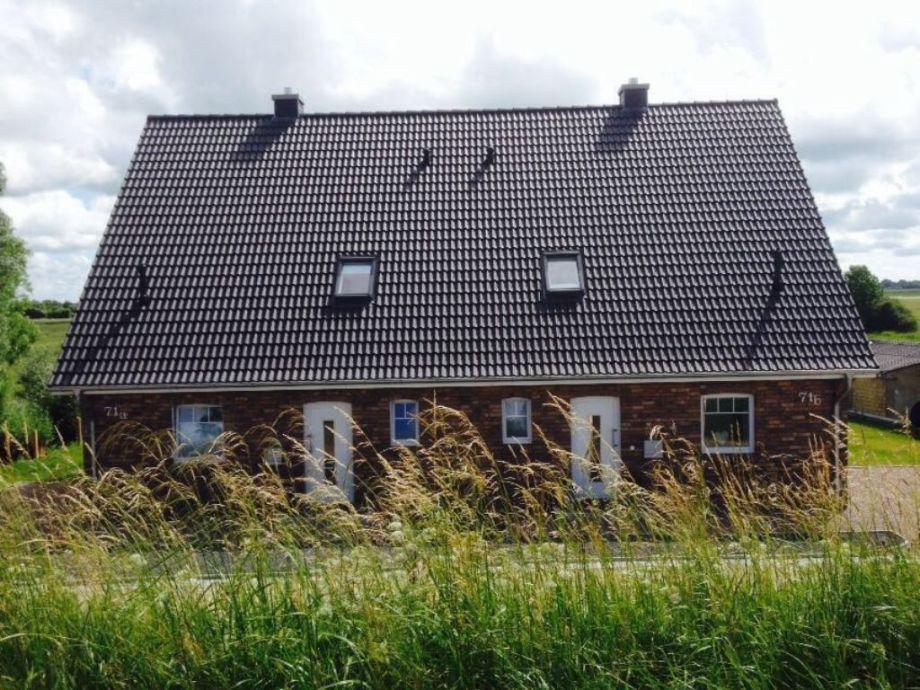 Haus Momke am Diek für 2-6 Pers., 3 Schlafz., 2 Bäder