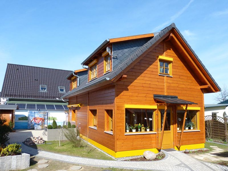 Ferienhaus Rügenholzhaus