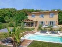 Ferienhaus Modernes Ferienhaus mit Pool bei Lorgues