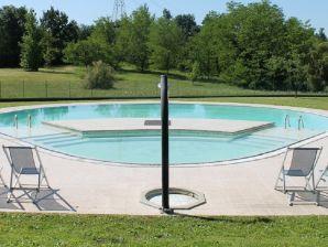 Ferienwohnung Cantina mit schönem Pool
