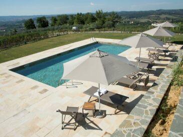 Ferienwohnung Deluxe mit Pool