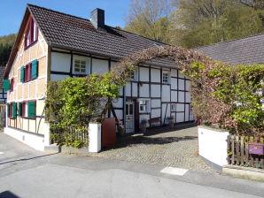 Ferienhaus Fachwerkhaus Rurberg