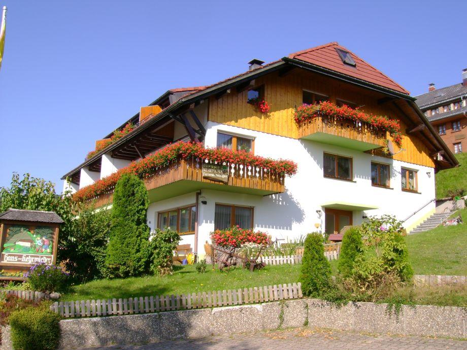 Gästehaus Kehrwieder im Sommer