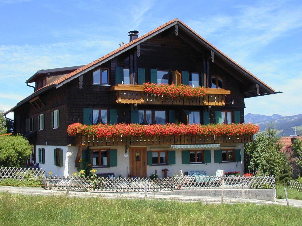 6e277ee96ade Ferienwohnung Landhaus Bader, Fischen im Allgäu, Frau Eva Bader
