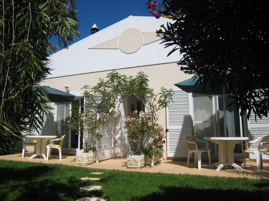 Studioapartment mit Terrasse und Garten für 2