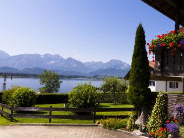 Ferienwohnung Keller - Panoramablick