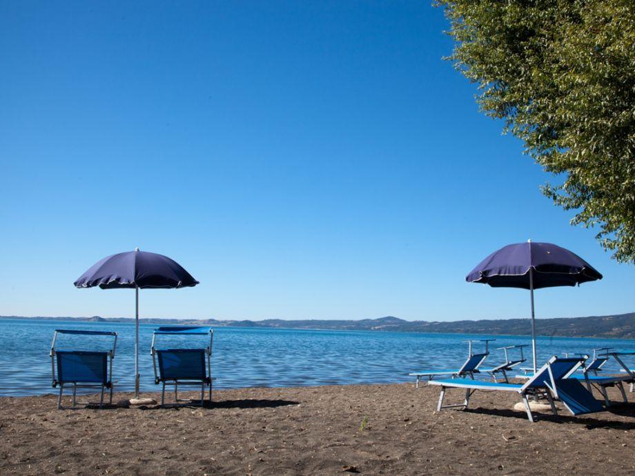 Ferienhaus mit Strand!