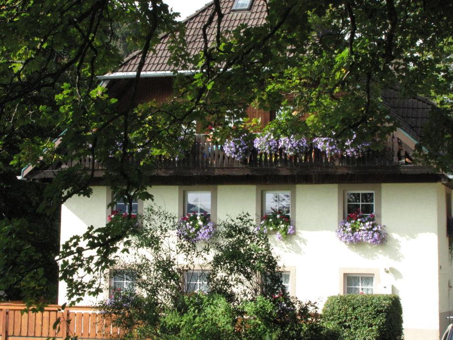 Hirschlehaus im Sommer