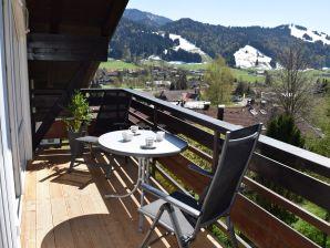 Ferienwohnung Alpenfirn Bergblick