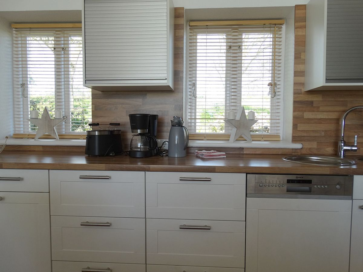 Küchenzeile Husum ~ traum ferienhaushälfte unter reet, nordfriesland firma