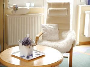 """Ferienwohnung Haus Seemuschel - Apartment """"Storchennest"""""""