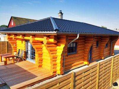 Blockhaus Woody