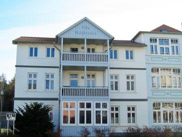 """Ferienwohnung """"Strandkorb"""" im Ostsee Domizil Sandburg"""